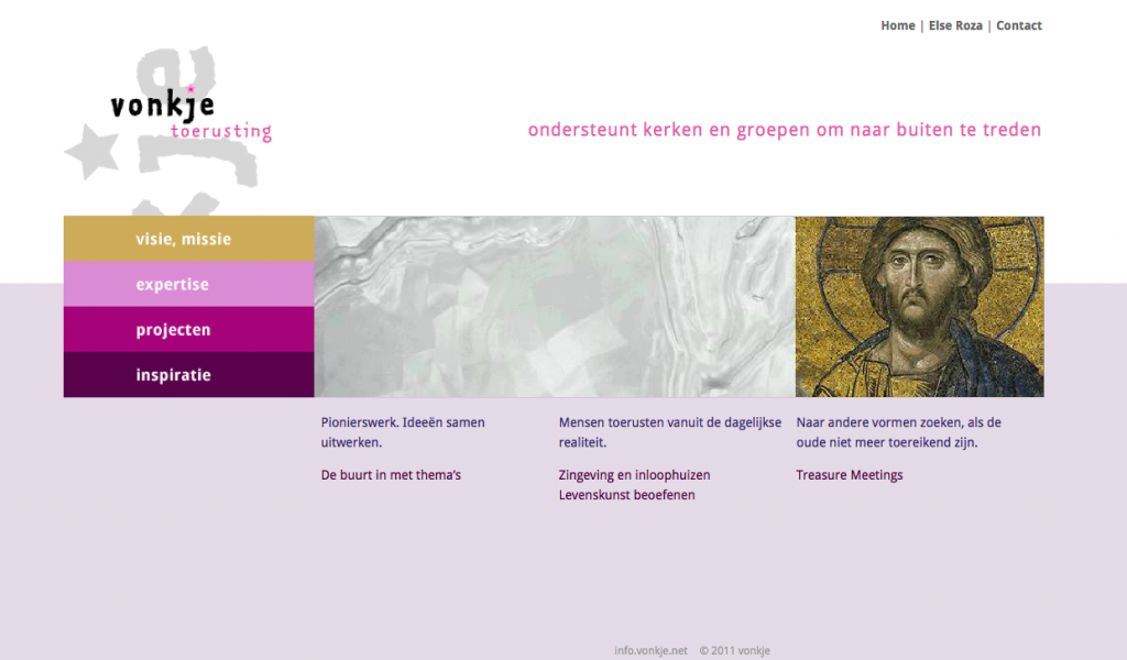 website-vonkje