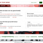 ontwerp website coach