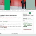 ontwerp website coach