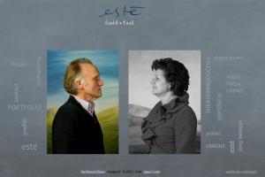 website kunstenaars-duo