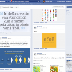 Facebook maasbeeld screen
