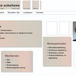 website kwartiermaker Gerda Scholtens
