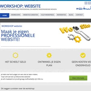 Website Workshop website