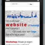 maasbeeld website mobiel-geschikt